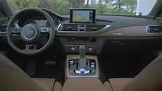 Audi A7 Innenraum - audi a7 sportback facelift 2015 interior