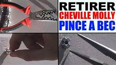 Retirer Une Cheville Molly Proprement Pince 224 Bec