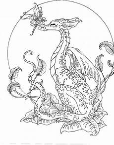 dragons and fairies coloring pages 16591 897 best images about crafts pictures to color on dovers gel pens and welcome to