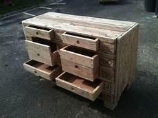 acheter meuble en palette bois