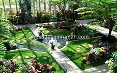 Foto Desain Taman Rumah Minimalis Tanpa Air 6