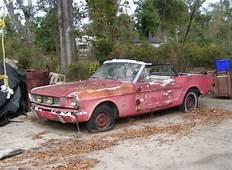 RustingMuscleCarscom &187 Blog Archive 1965 Mustang