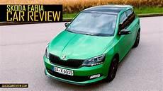 Skoda Fabia Drive - car review 2017 skoda fabia monte carlo test drive