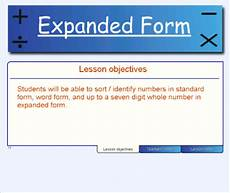 smart exchange usa math expanded form