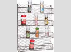Wire Countertop Spice Rack   Decorate and Furnish in 2019