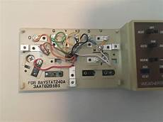 electrical installing nest 3rd generation thermostat