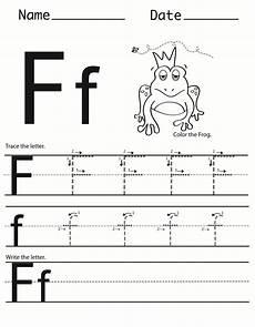 preschool worksheets letter f 24477 letter f worksheet for preschool and kindergarten activity shelter