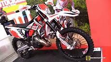gasgas ec 125 2015 gas gas ec 125 motocross bike walkaround 2014