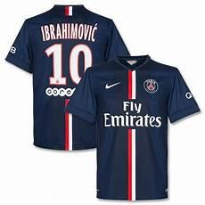 zlatan ibrahimovic 2014 15 psg home jersey