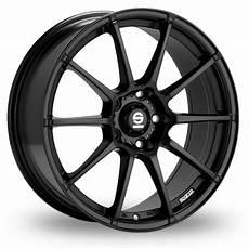 sparco assetto gara black 18 quot alloy wheels wheelbase