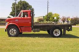 Ford Other Flatbed 1968 Red For Sale N50BUD57528