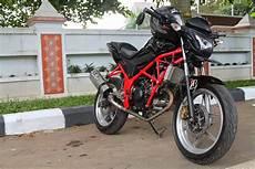 Modifikasi M by Kumpulan Modifikasi Motor Honda Cb150r Keren Terbaru