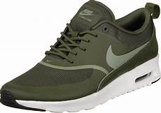 nike air max thea w shoes olive