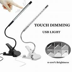 kaufen touch dimmbar usb led eye care leseleuchte