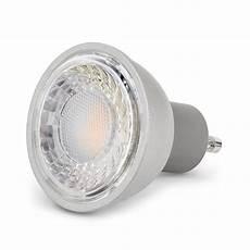 Led Leuchtmittel Gu10 Dimmbar - led leuchtmittel dimmbar 230v 7w gu10 3000k warmwei 223 550lm