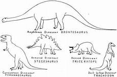 dinosaurs types coloring pages 16770 free dinosaur coloring pages for