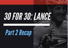 30 for 30 lance ep 26 30 for 30 lance part 2 recap distant replay podcast