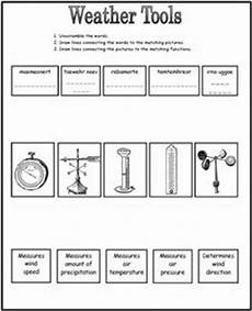 weather worksheet new 151 weather instruments worksheet 4th grade