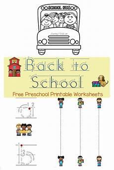 free prek back to school printable free homeschool deals