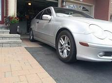 just installed eibach pro kit springs on 2004 w203 coupe