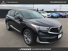 new 2019 acura rdx with technology package suv in san