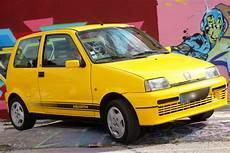 Fiat Cinquecento Sporting - fiat cinquecento sporting golden age speed shop