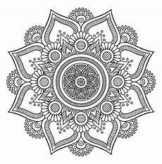 Malvorlagen Mandalas Gratis Mandalas To Color For Children Mandalas Coloring Pages