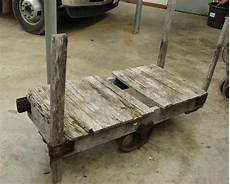 mill cart coffee table pieced pastimes factory cart coffee table