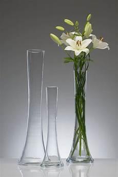 Glasvase Glas Vase Bodenvase Tischvase Blumenvase Quot Big