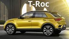 2019 Volkswagen T Roc New Volkswagen Suv Dna