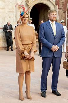 Maxima Of The Netherlands State Visit To India
