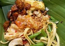 Resep Nasi Jinggo Bali Pr Homemadestreetfood Oleh