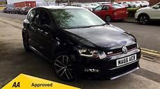 Volkswagen Polo 1 8 Tsi Gti Dsg Black 2016 Ref 6213562