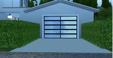 4 Garage Doors by Mod The Sims Garages