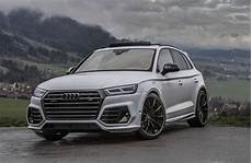 2018 Audi Sq5 With Visual Enhancements And Power Output By