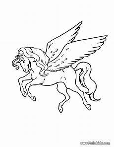 Pegasus Malvorlagen Zum Ausmalen Pegasus Zum Ausmalen Zum Ausmalen De Hellokids