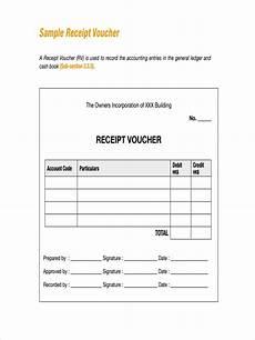 free 6 receipt voucher exles sles in pdf doc
