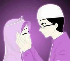 31 Kartun Pasangan Muslim Dan Muslimah Anak Cemerlang