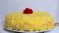 torta mimosa knam torta mimosa con l impasto furbo di ernst knam facile e veloce