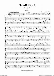 free mazas duet op 38 no 1 sheet music for two violins pdf