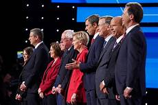 democrats try to distinguish themselves in 2020 debate