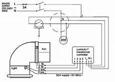 bathroom light not working but extractor fan is home improvement stack exchange