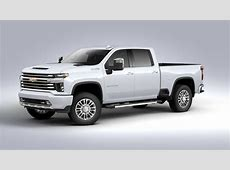 2020 Silverado HD Lineup: Comparison By Model & Trim   GM