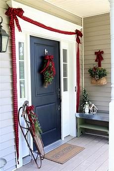 Decorations For The Outside by Simple Front Door Ideas Finding Home Farms