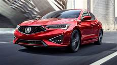 refreshed 2019 acura ilx sports a meaner mug automobile
