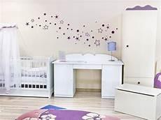 ideen babyzimmer wandgestaltung
