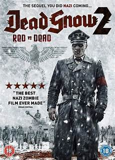 Dead Snow 2 Vs Dead Uk Dvd Dread Central