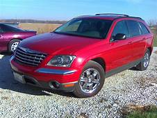 2004 Chrysler Pacifica  Overview CarGurus