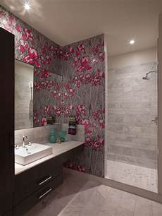 Wallpaper For Bathroom Ideas Wallpaper In Bathroom