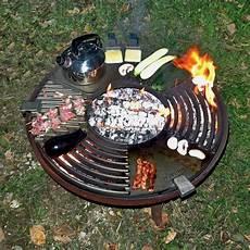 feuerk 252 che f 252 r feueschalen aus gusseisen kochen am feuer